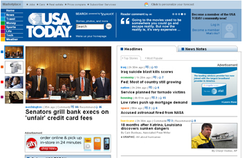 米USA TODAY
